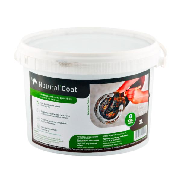 Natural'Coat (3 L) - Noir