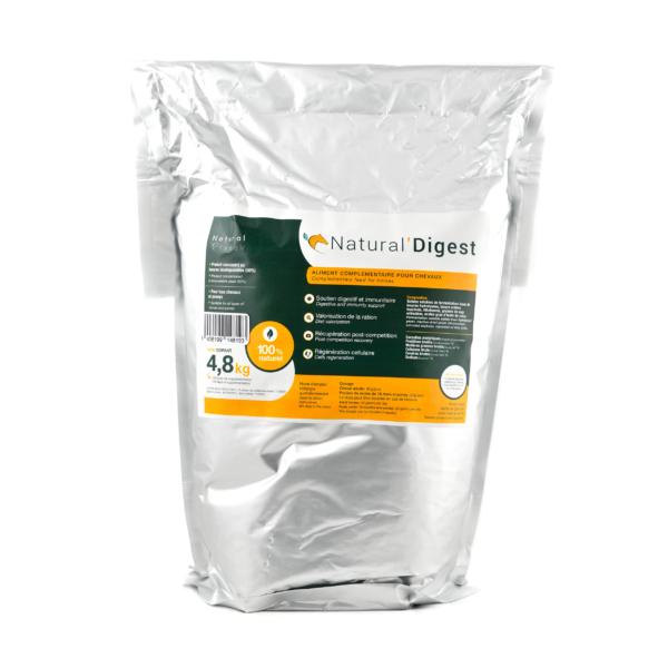 Natural'Digest (4,8 kg)