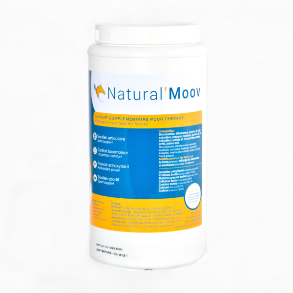 Natural'Moov (1,2 kg)