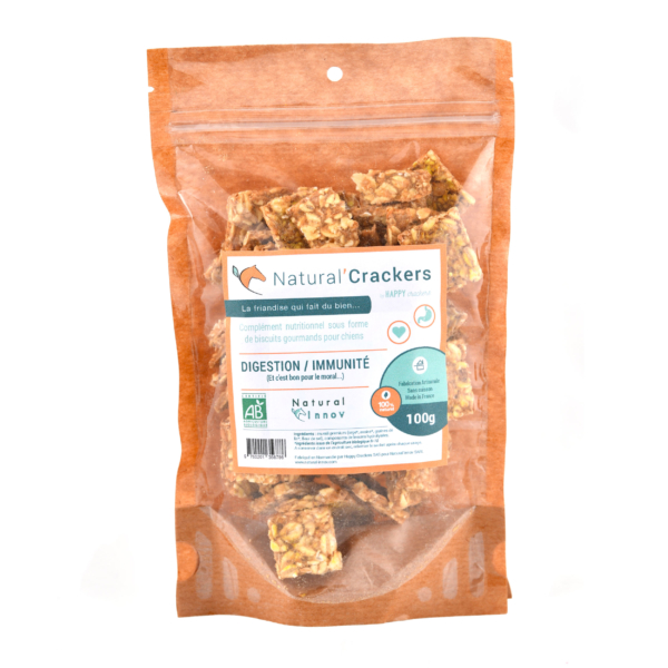 Natural'Crackers (100 g)