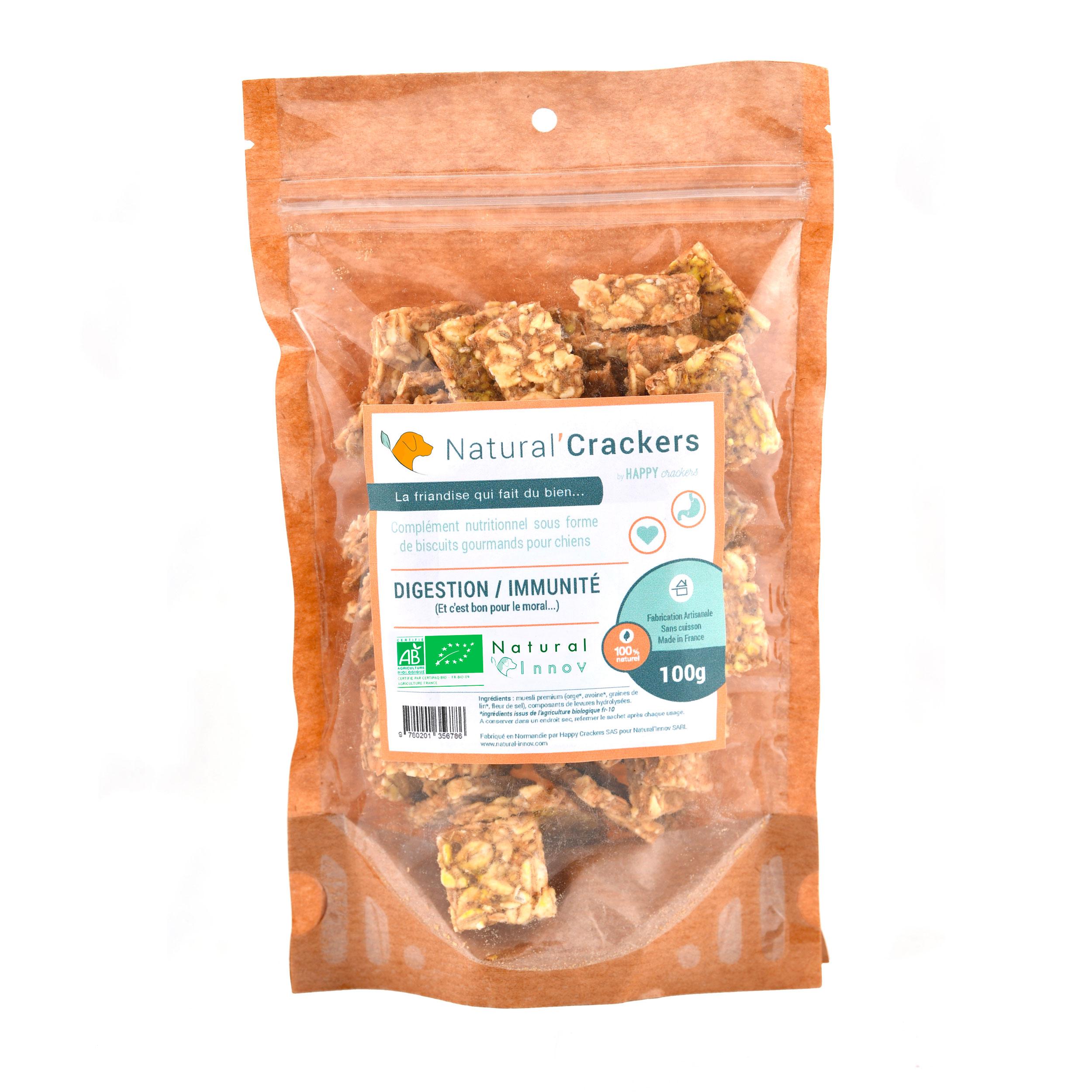 Natural'Crackers (100 g)