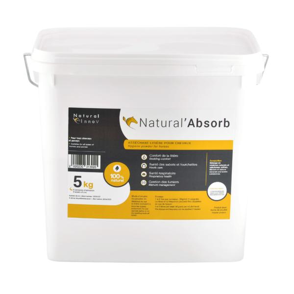 Natural'Absorb (5 kg)