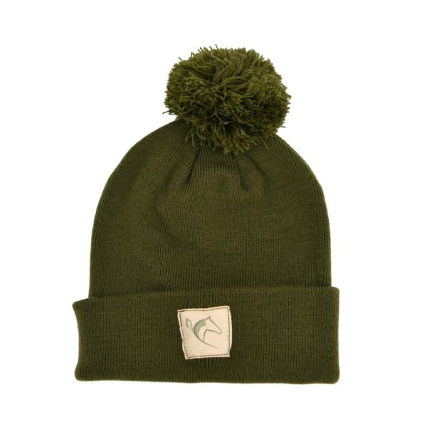 Bonnet (mixte) - Vert kaki